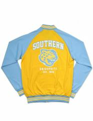Southern University of Baton Rouge TRACK JACKET SWAC HBCU TRA...