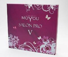 MoYou Salon Pro Set V Nail Art Stamping Decoration Polish Plat...