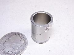 99 YAMAHA YZ125 FRONT AXLE AXEL SHAFT SPINDLE BOLT SPACER COLL...