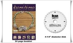 KUMIHIMO Braiding for Jewelry Designers book Anne Dilker plus ...