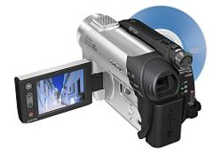 Sony DCR-DVD108 DVD Handycam Camcorder with 40x Optical Zoom (...