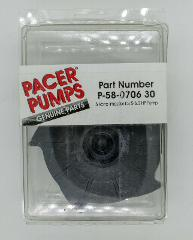 Pacer Pumps 5-Vane Pump Impeller P-58-0706 30 for 5-6.5 HP Pump
