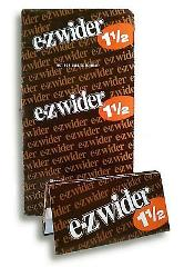 EZ Wider 1 1/2 Rolling Papers 24ct New In Box Sealed Same Day ...