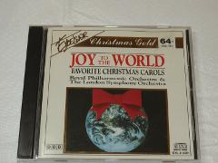 Excelsior Christmas Gold Joy to the World CD 1993 Essex Entert...