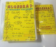 Algebra 1 Teaching Textbooks Set of CDs and Books - Good Condi...