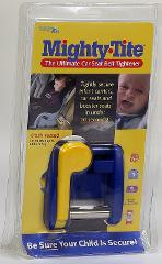 Mighty Tite Ultimate Seat Belt Tightener Car Seat Booster Suns...