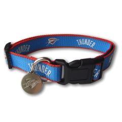 Oklahoma City Thunder NBA Sporty K9 Licensed Reflective Nylon ...