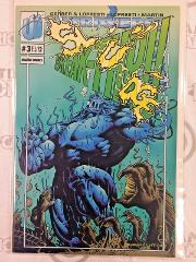 Sludge #3 Comic Book Malibu 1993