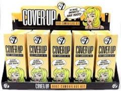 W7 COVER UP HAIR ROOT CAMOUFLAGE POWDER KIT 3.5g choose shade