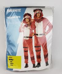 Fortnite Tricera Ops Costume Halloween Size Teen (0-2) Epic Game
