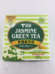 Tradition Jasmine Green Tea with 100 Tea Bags