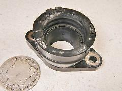 88 HONDA FOURTRAX TRX300 CARBURETOR INTAKE TUBE BOOT