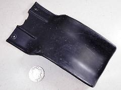 86 KTM 350 MXC REAR INNER REAR FENDER MUD SPLASH GUARD #1