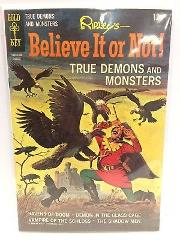 Ripley's Believe it or Not! True Demons and Monsters #10 Comic...