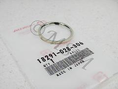 85 HONDA CH250 ELITE NEW OEM EXHAUST MUFFLER HEADER GASKET SEA...