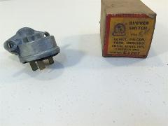 Vintage E1267 International Parts Corp Dimmer Switch 1960 Edse...