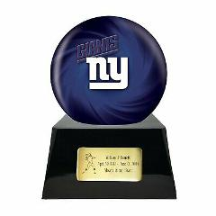 Large/Adult 200 Cubic Inch New York Giants Metal Ball on Crema...