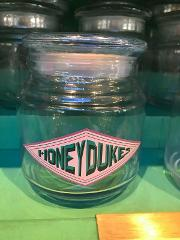 Universal Studios Exclusive Harry Potter Honeydukes Glass Jar New