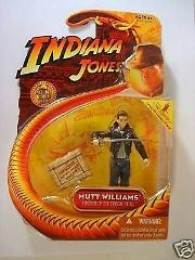 Indiana Jones AF Crystal Skull Mutt Williams in Jacket