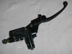 RIGHT BRAKE LEVER MASTER CYLINDER CHINESE ATV QUAD FOUR 4 WHEE...