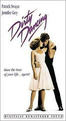 Dirty Dancing VHS new