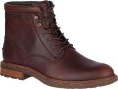 Sperry Top-Sider Annapolis Ankle Boot (Men's) in Brown Leather...