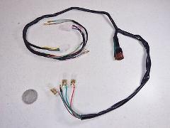 72-73 HONDA CT70 CT70H TRAIL 70 70H CT AFTERMARKET MAIN WIRING...