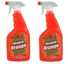 LA's Totally Awesome Orange Oxygen Degreaser Spot Remover 2 P...