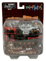 Minimates Vehicle S3 Pirate Ship The Vendetta with Anne Bonny ...