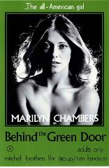 Behind the Green Door 1972 DVD MARILYN CHAMBERS Movie