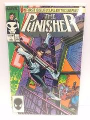 The Punisher #1 Comic Book Marvel 1987