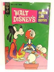 Walt Disney's Comics and Stories #368 Comic Book Gold Key 1971