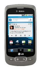 LG Optimus T Android Phone, Titanium (T-Mobile)