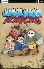 Junior High Horrors #1 Cover A Comic Book 2018 - Keenspot