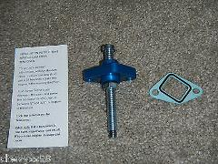BLUE YAMAHA TIMING CAM CHAIN TENSIONER MANUAL ADJUSTER CCT RIV...
