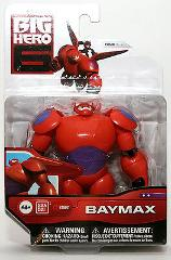 Big Hero 6 Action Figure - Baymax Action Figure - Brand New - ...