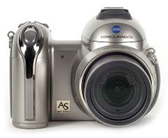 Konica Minolta Dimage Z6 6MP Digital Camera with 12x Anti-Shak...