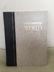The Hamond World Atlas: Superior Edition (1973) HCDJ
