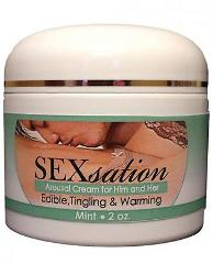 SEXSATION AROUSAL CREAM - FOR MEN AND WOMEN!! SENSUAL STIMULA...