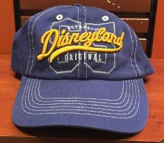 DISNEYLAND RESORT 55 AUTHENTIC DISNEYLAND ORIGINAL BLUE HAT NEW