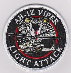 USMC AH-1Z Viper Patch @