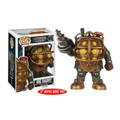 Bioshock - Big Daddy 6 Funko Pop! - VAULTED