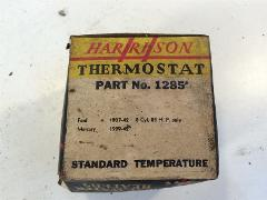 Vintage Harrison Water Heater Automotive Thermostat 1285 USA F...