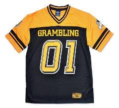 Grambling State University Football Jersey GSU TIGERS GRAMBLIN...
