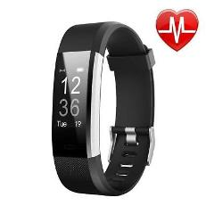 Today 50% Off! Fitness Watch,Fitness Tracker,Letufit Plus Acti...