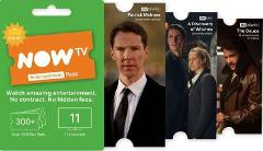 NOW TV 1 MONTH SKY ENTERTAINMENT PASS -Pass sent via email-