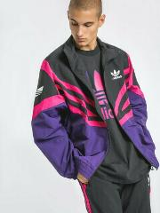 adidas Men Sportive 90s Retro Track Jacket EJ0948 Purple Pink ...