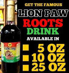 Lion Paw Super Herbal Tonic Natural Roots Drink No Chemical Or...
