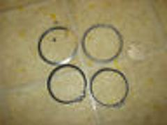 84 YAMAHA PZ480 SE PHAZER LH OUTSIDE ARM WASHERS & C-CLIPS