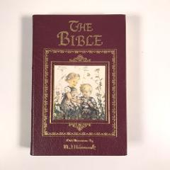 The Bible NKJV With Illustrations by M.J. Hummel Very Hard to ...